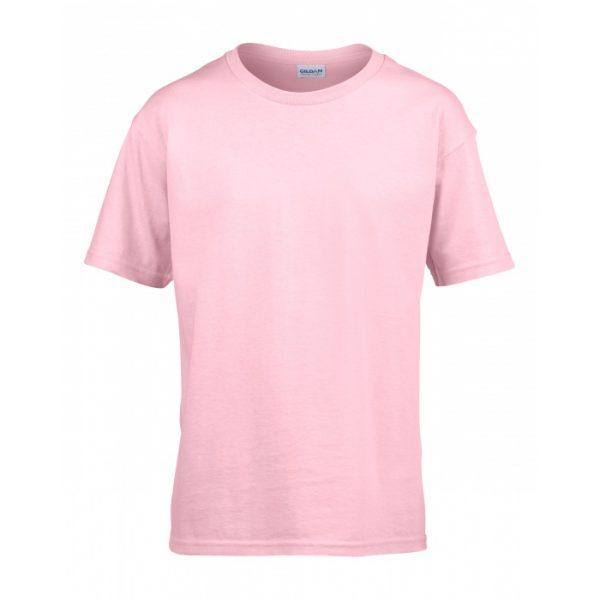 Meat and Potatoes Pink Kids shirt
