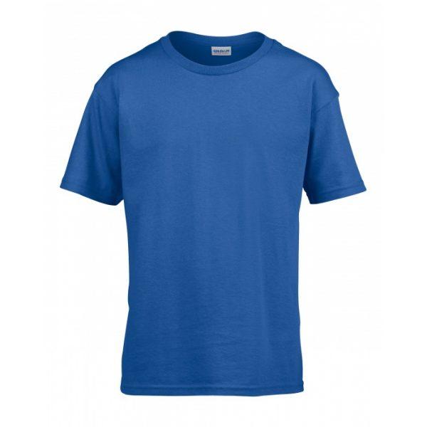 Meat and Potatoes Royal Blue Kids shirt