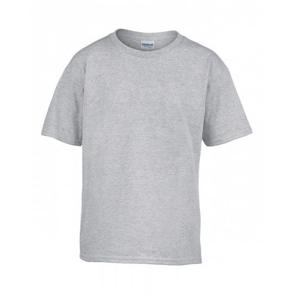 Meat and Potatoes Sport Grey Kids shirt