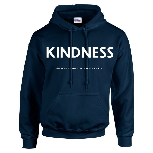 Kindness Hoodie Meat and Potatoes
